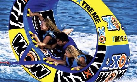 Viaje en Rosco XO Xtreme para 1 o 3 personas desde 19,95 €