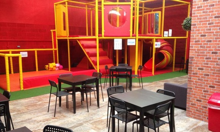Magical Party Land Including Indoor Soft Play and Music Room For Up to Four Children at Studio Megastar (Up to 63% Off)