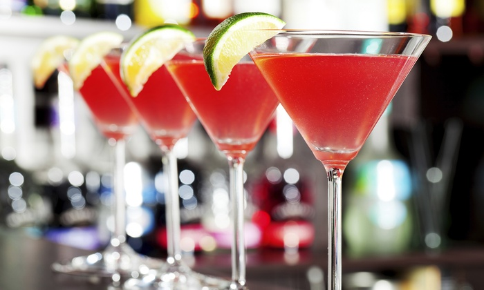 North Star - Diner and Shanghai Room - Seattle: Drinks and Appetizers for Two or Four at Shanghai Room (Up to 51% Off)