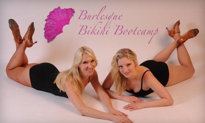 Burlesque Bikini Bootcamp - Chelsea: $49 for 10-Class Package from Burlesque Bikini Bootcamp ($99 value)