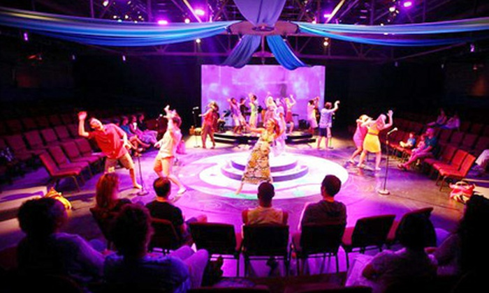 """Flat Rock Playhouse - Hendersonville: One Ticket to """"Shear Madness"""" at Flat Rock Playhouse's Playhouse Downton in Hendersonville. Five Options Available."""