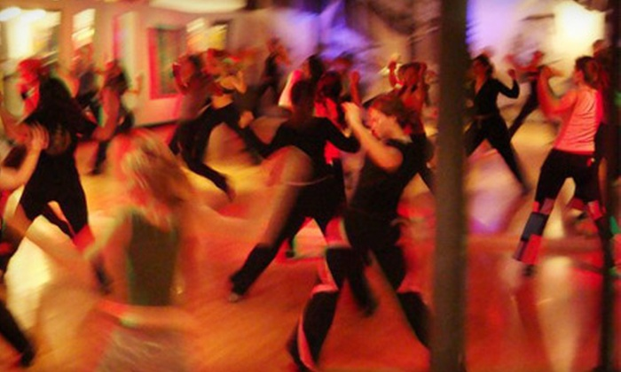 Dance Trance Fitness - Multiple Locations: $29 for 30-Day All-Access Pass at Dance Trance Fitness