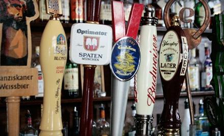 $30 Groupon to Finn McCools Ale House - Finn McCool's Ale House in Philadelphia