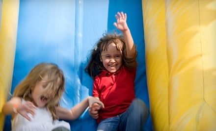 The Big Bounce: 4 Weekday Open-Play Passes - The Big Bounce in Cedar Park