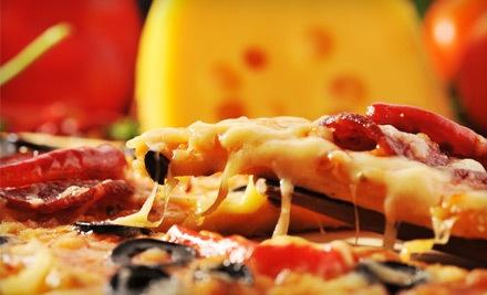 $30 Groupon to Saporito Pizzeria and Restaurant - Saporito Pizzeria and Restaurant in Wantagh