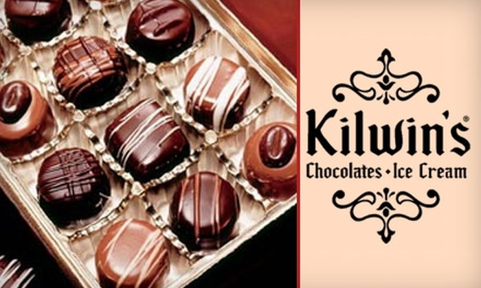 Kilwin's Charleston - Downtown: $5 for $10 Worth of Chocolate, Ice Cream, and More at Kilwin's Charleston