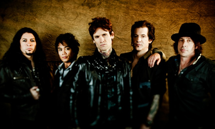 Classic Park - Eastlake: $19 for One Ticket to the Rock Allegiance Tour with Buckcherry and Papa Roach at Classic Park in Eastlake on September 17 at 5 p.m.