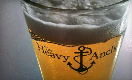 The Heavy Anchor - The Heavy Anchor in St Louis