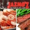 Half Off at Jazmo'z Bourbon Street Café