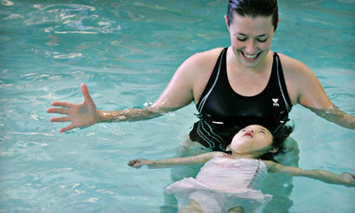 SWIMkids USA - Mesa: $29 for One Month of Swimming Classes for Any Age Group at SWIMkids USA in Mesa (Up to $100 Value)