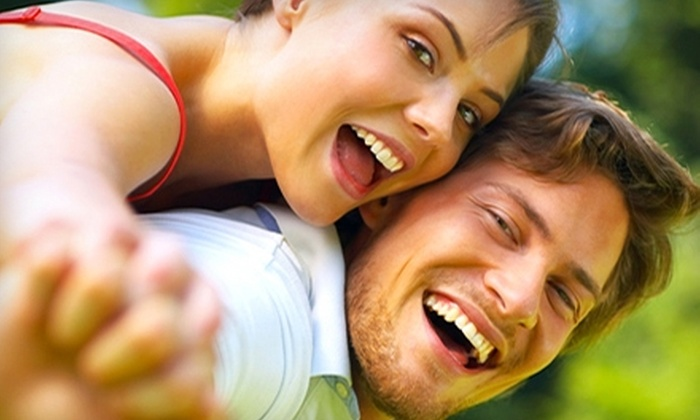 $99 for 60-Minute In-Office Laser Whitening from DaVinci Teeth Whitening ($317 Value)