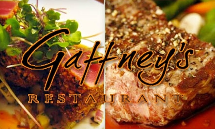 Gaffney's Restaurant - Bethesda: $20 for $40 Worth of Classic American Bistro Fare and Drinks at Gaffney's Restaurant