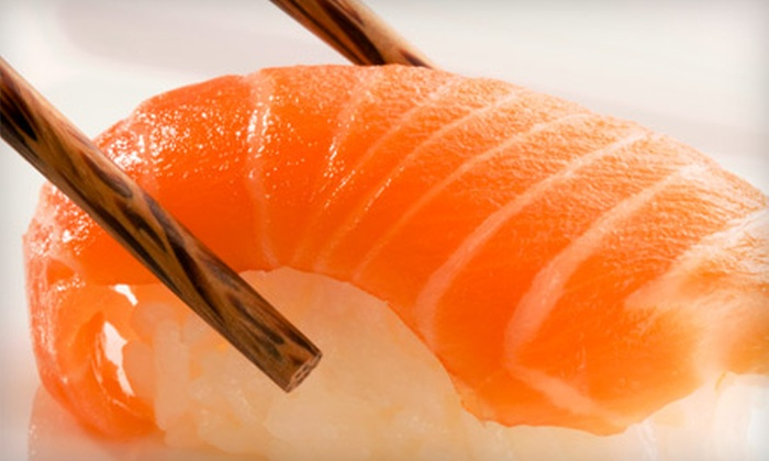 Kampai Sushi - Central West End: $12 for $25 Worth of Sushi and Japanese Fare at Kampai Sushi