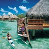 Four- or Seven-Night Stays at Overwater Polynesian Bungalows