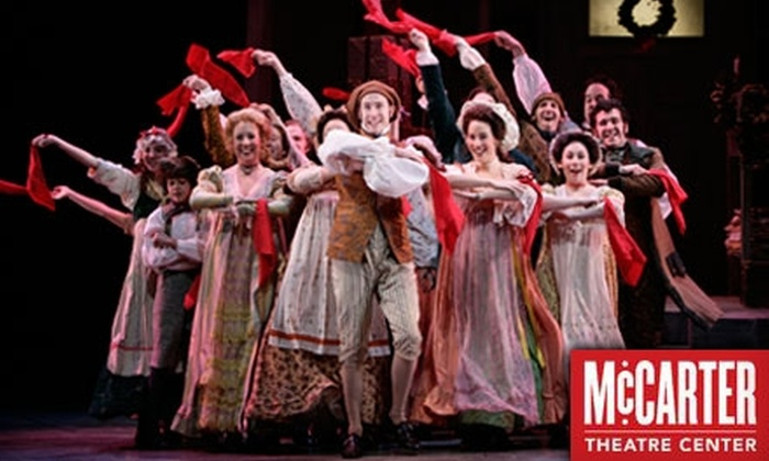 """McCarter Theatre - Princeton: $25 for Admission to """"A Christmas Carol"""" at the McCarter Theatre (Up to $55 Value). Choose from Two Dates."""