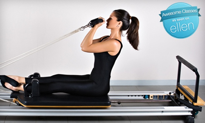 BodyKind Pilates - West Downtown: One Private Session, Three Reformer Plus Classes, or Three Reformer Plus Classes and a Private Session at BodyKind Pilates
