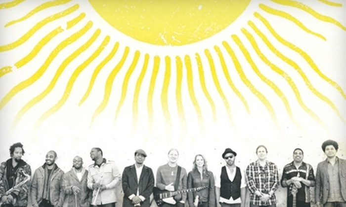 Tedeschi Trucks Band - Yamacraw Village: $17 for One Ticket to See Tedeschi Trucks Band at Johnny Mercer Theatre on Tuesday, June 14, at 7:30 p.m.