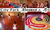 City Park Movement & Art - City Park: $20 for One Month of Dance, Fitness, and Art Classes at City Park Movement & Art ($40 Value)