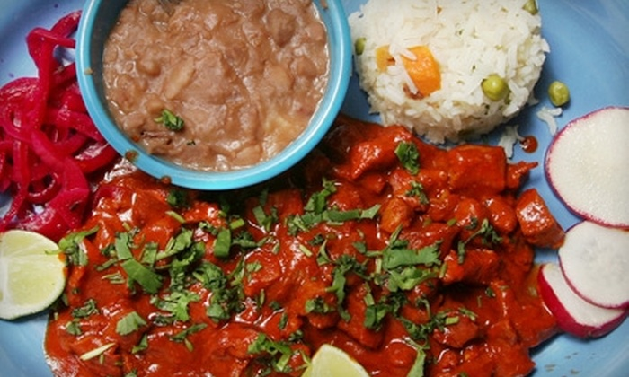 El Comal - San Diego: $12 for $25 Worth of Authentic Mexican Cuisine (or $12 for $30 Monday through Thursday) at El Comal
