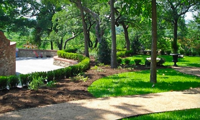 Happy Gardens - Fort Worth: $250 for a One-Hour Landscaping Consultation and Complete Design from Happy Gardens (Up to a $515 Value)