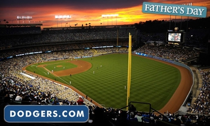 Los Angeles Dodgers - Echo Park: One Ticket to a Los Angeles Dodgers Game. Two Dates and Three Seating Options Available.