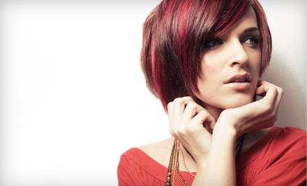 Cut and Simple Style (a $55 value) - Salon Flor in San Antonio