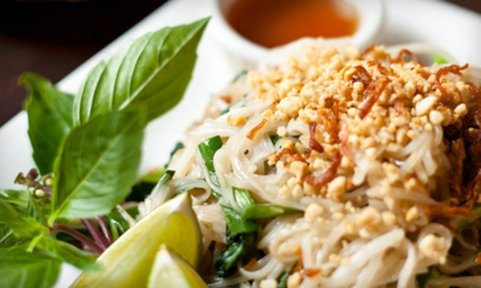 Savor Seattle - Broadway: $19 for a Dine-and-Dash Dinner Crawl of Capitol Hill from Savor Seattle ($39 Value). Eight Dates Available.