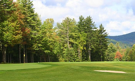 18-Hole Round of Golf for Two or Four with Cart Rental at Eastman Golf Links (Up to 42% Off)