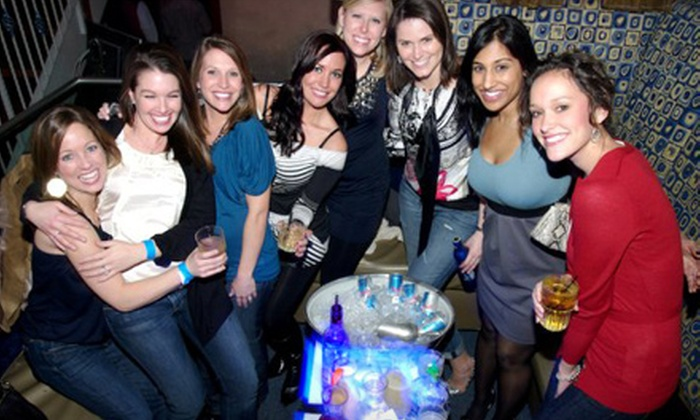 Blu Nightclub - Downtown Indianapolis: VIP Nightclub Package for Four or VIP Celebration Nightclub Package for Four at Blu Nightclub (Up to 68% Off)