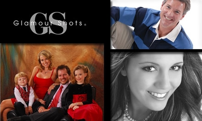 Glamour Shots - Elmhurst: $19 for a Photo Shoot, Airbrush Makeover, and a 10x13 Portrait From Glamour Shots ($119 Value)