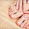 Up to 61% Off Shellac Nail Services