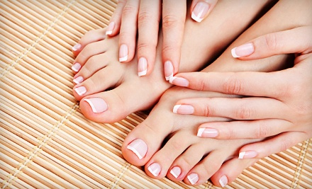 1 Shellac Manicure (a $30 value) - Emporium Hair Salon in Evansville