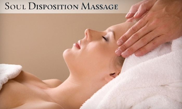 Soul Disposition Massage - Hadley: $29 for a Swedish or Deep-Tissue Massage from Soul Disposition Massage ($65 Value)