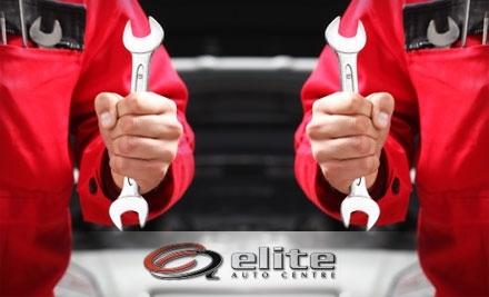 Elite Auto Centre - Elite Auto Centre in Kelowna