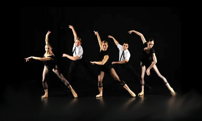 """Alaska Dance Theatre - Midtown: $28 for Two Adult Tickets to Alaska Dance Theatre's Production of """"Intersections"""" on April 15 ($56 Value)"""