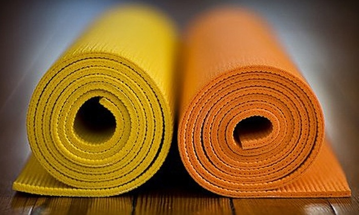 SunMoon Yoga - Historic Downtown: $59 for 10-Class Drop-In Card at SunMoon Yoga in Jersey City ($150 Value)