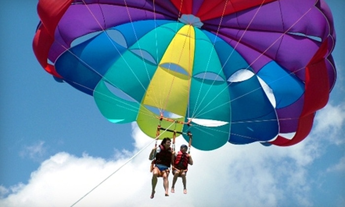 Put In Bay Parasail - Put-in-Bay: $40 for 10-Minute Parasail Ride ($80 Value) or $35 for All-Day Paddleboard Rental ($75 Value) from Put in Bay Parasail