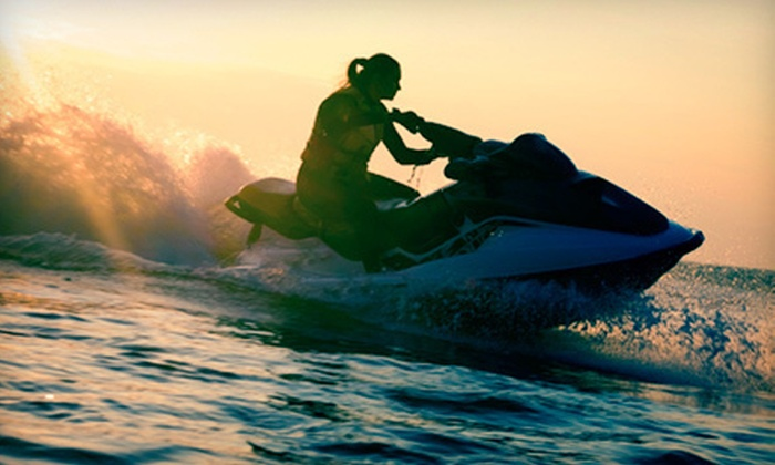 Keys Skis and Adventures - Key Largo: $100 Worth of Jet Ski Rentals and Tours