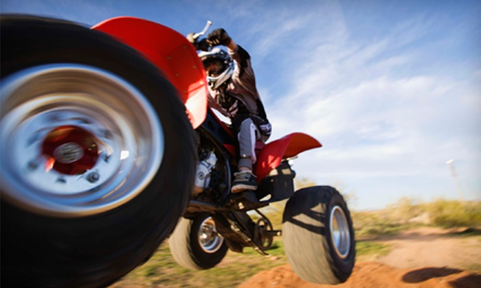 ATV Rentals of Arizona - Sedona: 10- or 24-Hour ATV Rental at ATV Rentals of Arizona in Sedona
