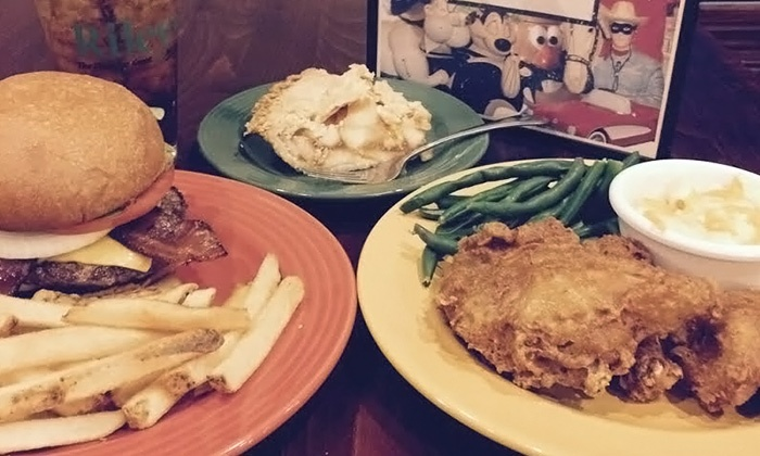 Riley's  Restaurant - Springdale: $11 for Two Groupons, Each Good for $10 Worth of Comfort Food at Riley's Restaurant ($20 Value)