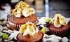 Cupcake Girls - Cimarron Hills: One Dozen Mini Cupcakes or One Half-Dozen or Dozen Cupcakes at Cupcake Girls (Up to 56% Off)