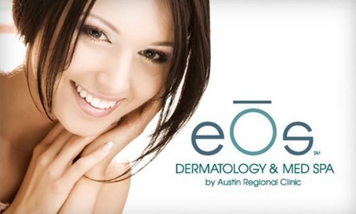 eŌs Dermatology & Med Spa - Old West Austin: $149 for an IPL Photofacial or $85 for a Legendary Facial and Microdermabrasion at eŌs Dermatology & Med Spa