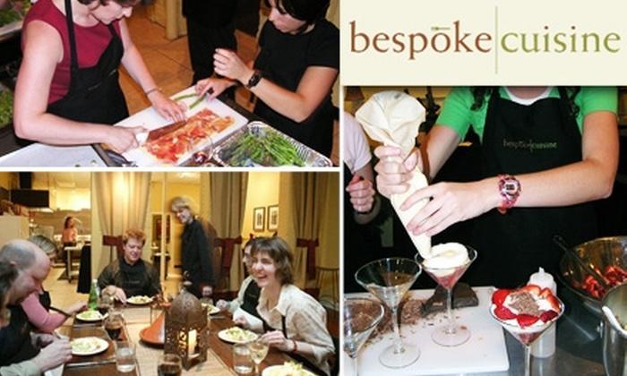 Bespoke Cuisine - West Loop: $45 Cooking Party at Bespoke Cuisine