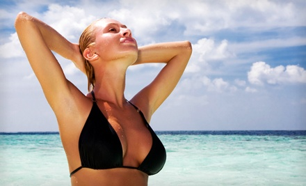 1 Month of Unlimited UV Tanning (a $39.99 value) - Hollywood Hills Tanning in Puyallup