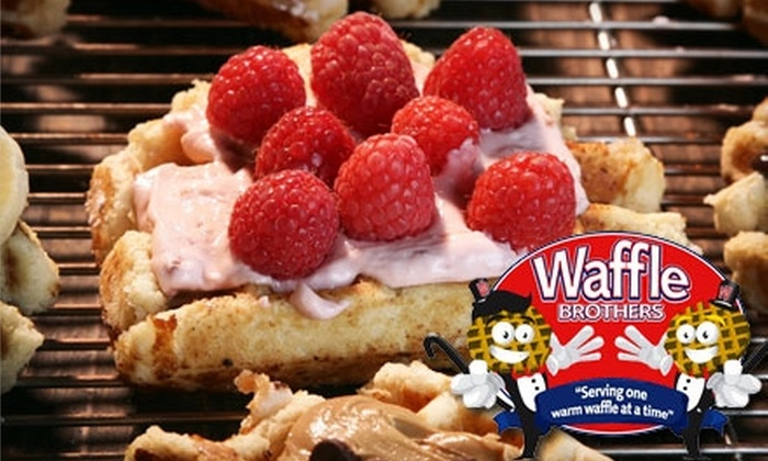 Waffle Brothers - Speer: $10 for $20 Worth of Waffles and Beverages at Waffle Brothers