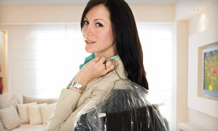 Tropical Cleaners - Multiple Locations: $10 for $20 Worth of Dry Cleaning at Tropical Cleaners
