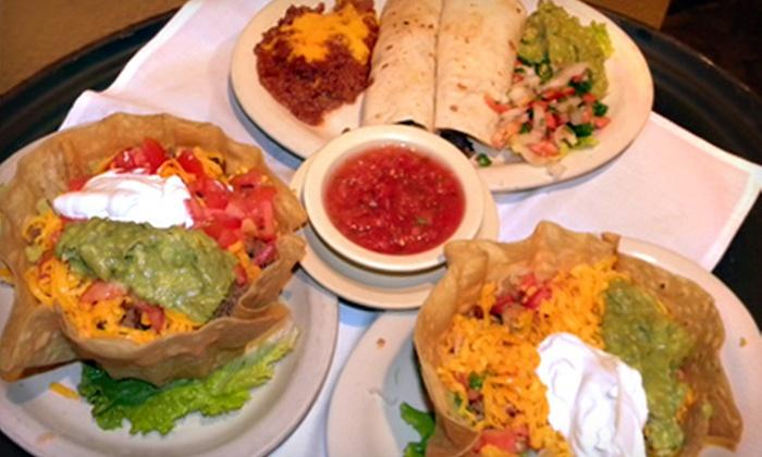 La Posada Del Rey - Uptown Broadway: $7 for $15 Worth of Mexican Fare at La Posada Del Rey