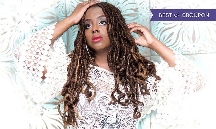 Ledisi - House of Blues Myrtle Beach: Ledisi with Raheem Devaughn and Leela James at House of Blues Myrtle Beach on Saturday, March 28 (Up to 51% Off)