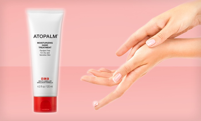 Atopalm Moisturizing Hand Treatment: $9.99 for a 4 Fl. Oz. Atopalm Moisturizing Hand Treatment ($18 List Price)