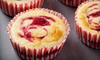Scott's Pastry Shoppe - Meadows: 10 or 20 Mini Cheesecakes at Scott's Pastry Shoppe (Up to 53% Off)